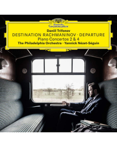 Destination Rachmaninov - Departure: Piano Concertos 2 & 4 (Daniil Trifonov, The Philadelphia Orchestra, Yannick Nézet-Séguin) (Double Vinyl / 2LP)