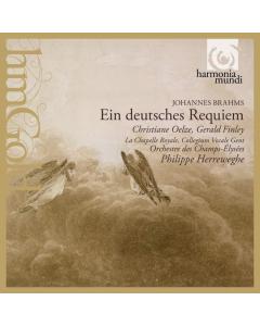 Brahms: Ein Deutsches Requiem (Collegium Vocale Gent, Philippe Herreweghe) (CD)