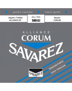 Savarez 500AJ Alliance Corum, High Tension (Sæt)