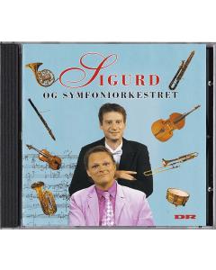 Sigurd og Symfoniorkestret (CD)