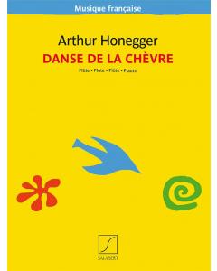 Honegger, Arthur: Danse de la Chèvre (Pour Flûte Solo)