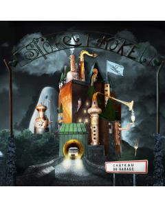 Spöket i Köket - Château du Garage (CD)