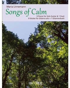 Linnemann, Maria: Songs of Calm - 9 Pieces for Solo Guitar & 1 Duet