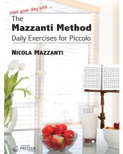 The Mazzanti Method - Daily Exercises for Piccolo