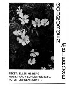 Godmorgen Æblerose (Ellen Heiberg, Andy Sundstrøm m. fl.)