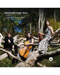 Beethoven Piano Trios Vol. 2 (Trio con Brio Copenhagen) (CD)