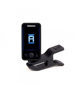 D'addario Eclipse Chromatic Clip-On Tuner (Sort)