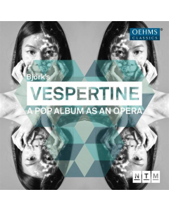 Björk's Vespertine: A Pop Album as an Opera (CD)