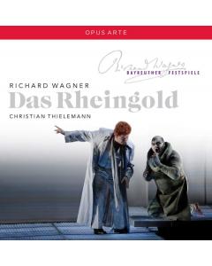 Wagner, Richard: Das Rheingold (Bayreuther Festspiele Orchestra, Christian Thielemann) (2CD)