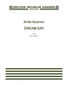 Byström, Britta: Dream Day for Viola Solo