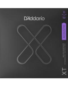 D'addario XT1152 - Custom Light Guitarstrenge til Akustisk Guitar (sæt)