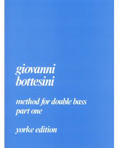 Bottesini: Method for Double Bass, Part 1