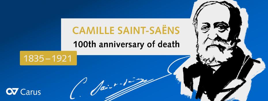 Carus Spotlight: Saint-Saëns
