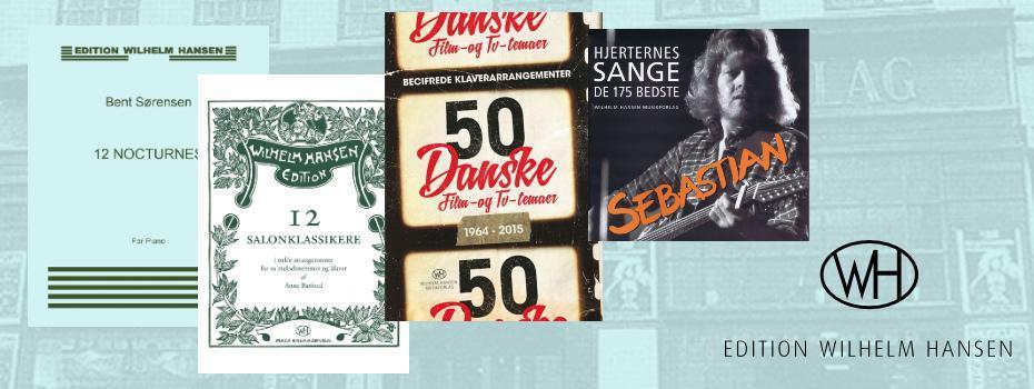 Wilhelm Hansen Katalog