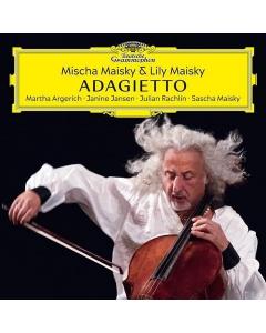 Adagietto (Mischa Maisky & Lily Maisky) (CD)