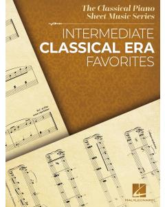 Intermediate Classical Era Favorites (Piano)