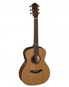 Baton Rouge Western-guitar, AR21C (Mini, EQ, Solid Canadian Cedar)