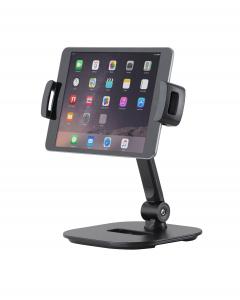 K&M Tablet og Smartphone Bordstativ, 360 grader (19800)