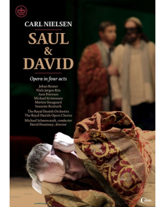 Carl Nielsen Saul og David DVD