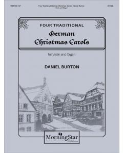 Four Traditional German Christmas Carols (Violin and Organ)