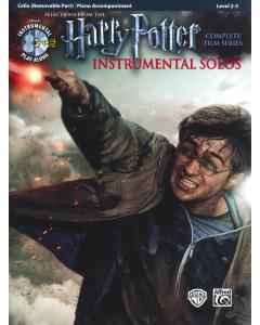 Harry Potter Cello Piano