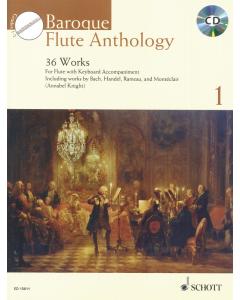 Baroque Flute Anthology