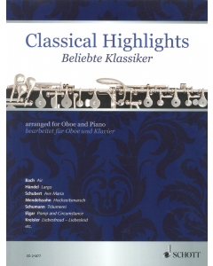 Classical Highlights (Oboe, Piano)