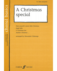 A Christmas Special (SA/Men, Piano)