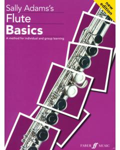 Flute Basics (Sally Adams)