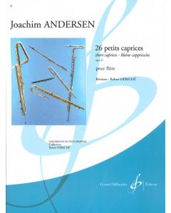 Andersen, Joachim: 26 petits caprices, op. 37 (Flute)