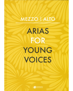 Arias for Young Voices - Mezzo/Alto