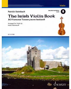 The Irish Violin Book (incl. Online Audio)