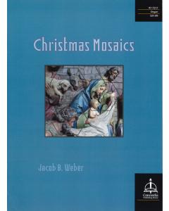 Christmas Mosaics - arr. Jacob B. Weber
