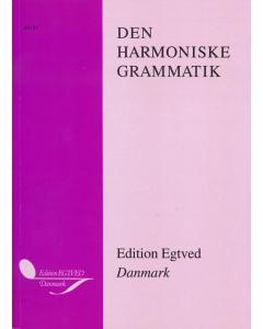 Den harmoniske grammatik (Sten Ingelf, Peter Jensen, Bente Laursen)