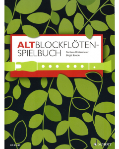 Altblockflöten-Spielbuch