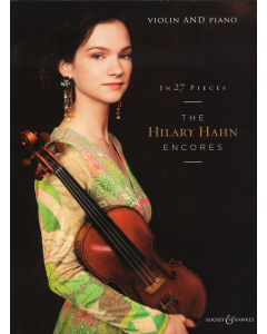 In 27 Pieces - The Hilary Hahn Encores (Violin, Piano)