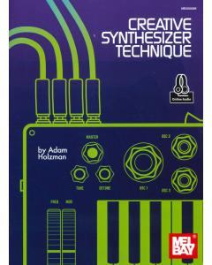 Creative Synthesizer Technique (Adam Holzman) (incl. Online Audio)