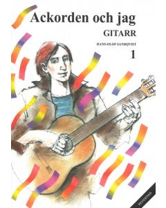 Ackorden och jag (Gitarr) 1