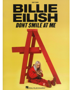 Billie Eilish: Don't Smile At Me (Easy Piano)