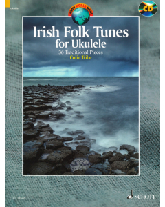 Irish Folk Tunes for Ukulele (incl. CD)