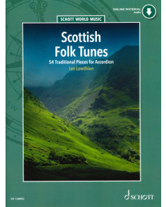Scottish Folk Tunes for Accordion (incl. Online Audio)