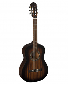 La Mancha Klassisk 3/4 Guitar - Granito 33-N-MB (Narrow, Mahagony burst)