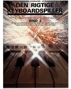 Den Rigtige Keyboardspiller 2