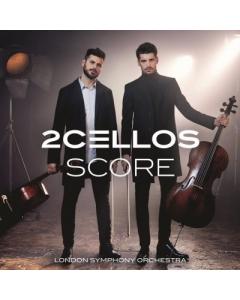 2CELLOS SCORE vinyl cover