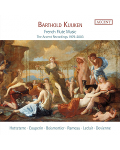 Kuijken French Flute Music CD-BOX
