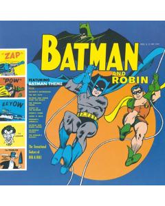 Batman & Robin (Sun Ra & The Blues Project) (LP / Vinyl)