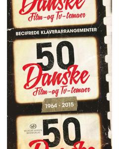 50 Danske Film- og Tv-temaer