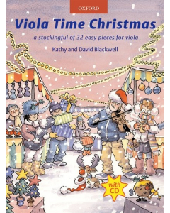 Viola Time Christmas (incl. CD)