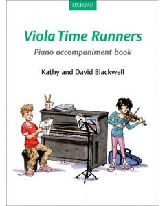 Viola Time Runners (Piano Accompaniment Book)