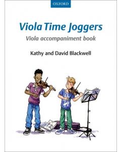 Viola Time Joggers (Viola Accompaniment Book)